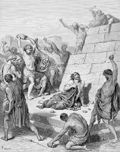 stoning of Stephen